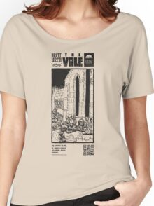The Vale - De Crypt Club Women's Relaxed Fit T-Shirt