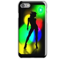 Sexy Girl Silhouette iPhone iPod Case iPhone Case/Skin