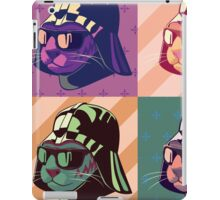 Darth Kitty Pop - Pastel iPad Case/Skin