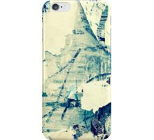 Old posters vintage iPhone Cases iPhone Case/Skin
