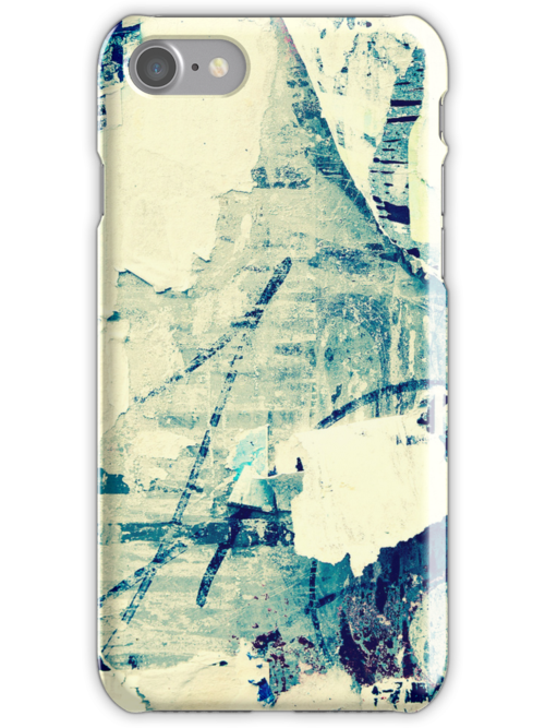 Old posters vintage iPhone Cases by ilolab