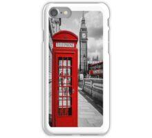 London Calling iPhone iPod Case iPhone Case/Skin