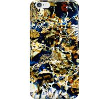 Water Reflection Pattern - artistic iphone case iPhone Case/Skin