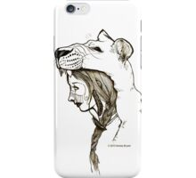 Lioness iPhone Case/Skin