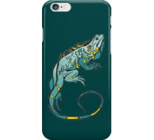 Iguana Lizard iPhone iPod Case iPhone Case/Skin