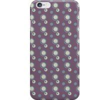 Retro Bubbles iPhone Case/Skin