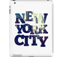New Yorker  iPad Case/Skin