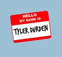 My Name Is Tyler Durden Unisex T-Shirt