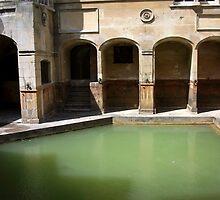 Ancient Bath by Stevie B