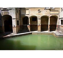 Ancient Bath Photographic Print