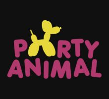Party Animal by LaundryFactory