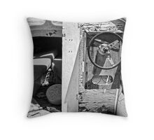 A Little Work and We'll be Cruising Throw Pillow