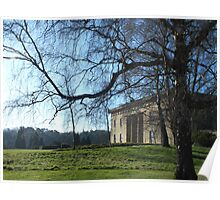 Belsay Hall Poster