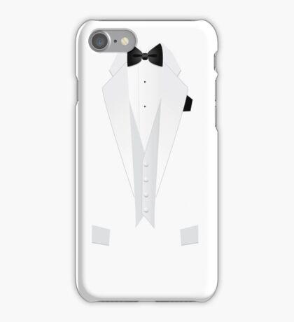 White Formal Tuxedo Suit iPad Case / iPhone 5 Case / iPhone 4 Case / Samsung Galaxy Cases  iPhone Case/Skin