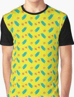 ToeJam & Earl Classic Yellow Graphic T-Shirt