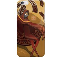 Journey Red iPhone Case/Skin