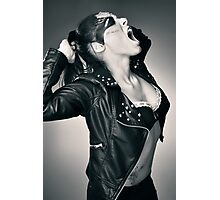 Nadia6 Photographic Print