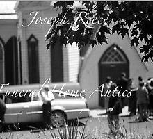 Funeral Home Antics album artwork by josephreece