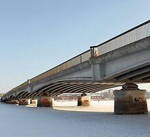 winter bridge by mrivserg
