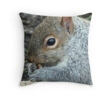 Lunchtime... Throw Pillow