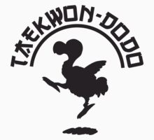 Taekwon-dodo by LaundryFactory