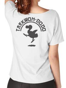 Taekwon-dodo Women's Relaxed Fit T-Shirt