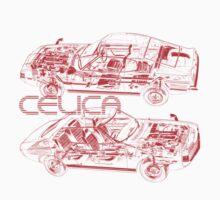 Vintage Celica by tanyarose