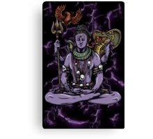 Mythical Witch Doctor Canvas Print