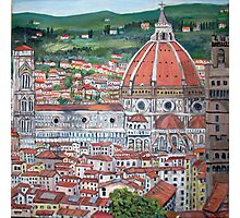 The Duomo of Florence Photographic Print