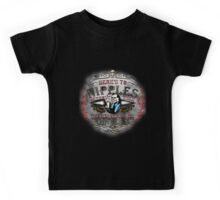 NIPPLES SEXY CUTE T SHIRT, FUN,STYLE,GIRLS,MEN,COLOURS,BREASTS,FUNNY,COOL,STYLE Kids Tee