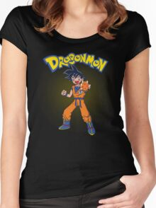 Dragonmon Women's Fitted Scoop T-Shirt