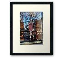 Shopping spree  Framed Print