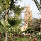 Marrakesh Mosque by hawaii2006