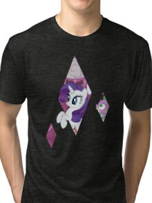 Rarity Diamond Tri-blend T-Shirt