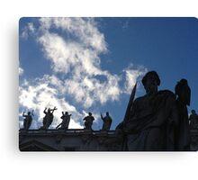 Rome Vatican City Canvas Print