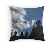 Rome Vatican City Throw Pillow