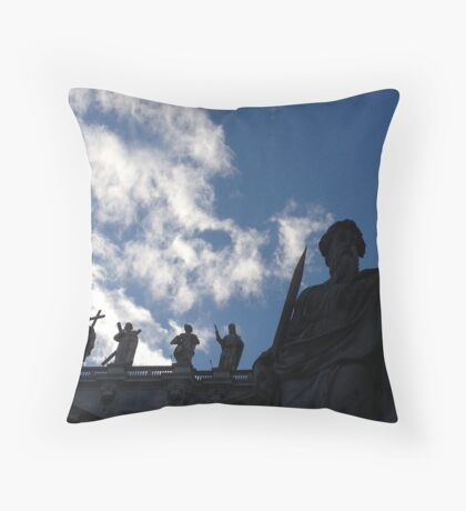 Rome Vatican City Throw Pillow