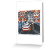 Bennie and the Jets Greeting Card