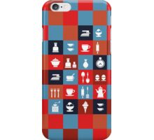 Pictures household objects for iPhone iPhone Case/Skin