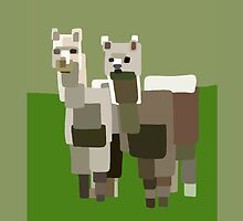 Alpacan Extra by David Bath
