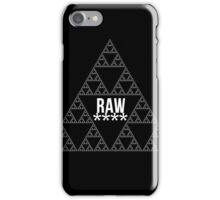 RAW**** iPhone Case/Skin