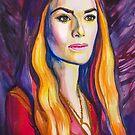 Game of Thrones- Cersei Lannister by Slaveika Aladjova