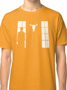 Bored silhouette Classic T-Shirt