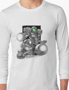 Mega Metroid Long Sleeve T-Shirt