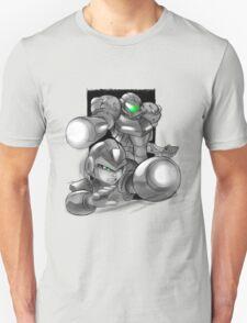 Mega Metroid Unisex T-Shirt