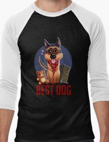 Best Dog Men's Baseball ¾ T-Shirt