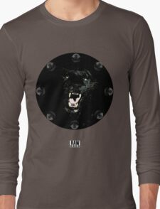 RAW**** x BLACK JAGUAR Long Sleeve T-Shirt