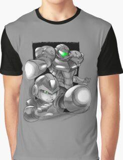 Mega Metroid Graphic T-Shirt