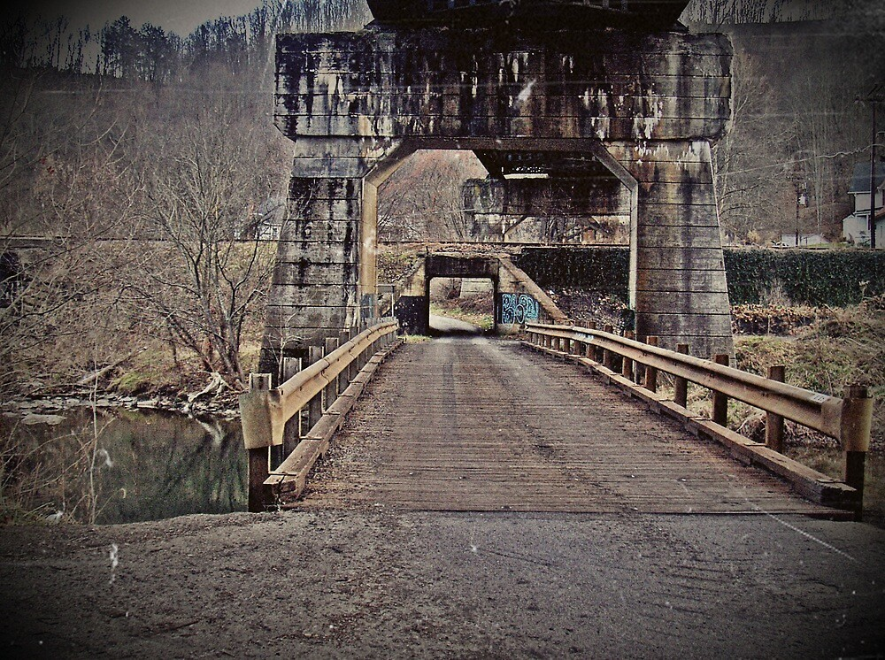andrew scott bridge antique by Alaric Lubaczewski