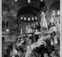 The Killing Jar (Shocking the Monkey.). by nawroski .